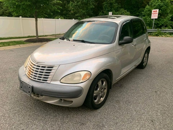 Chrysler - PT Cruiser - 2001