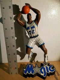 NBA 7-1/2 in. Shaquille O'Neal action figure  Brooklyn, 11235
