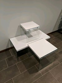 3pc coffee table/end tables Harrisburg, 57032