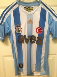 Kids adidas Fenerbahce soccer jersey New Westminster, V3M 3S7