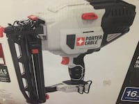 black and gray Bosch corded power drill with box South Chicago Heights, 60411