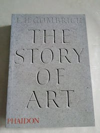 E. H. GOMBRICH THE STORY OF ART