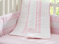 Baby Girl Crib Bedding Set Toronto, M3M 2C2