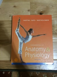 Anatomy and physiology textbook Vancouver, 98682