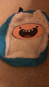 Plush Backpack Centreville, 20121