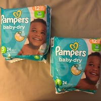 Pampers Baby Dry Size 5 18 mi