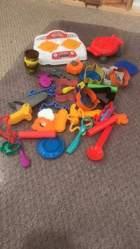 Play doh lot Oakville, L6J 6J1