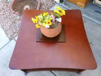 """2 tiered coffee table.40""""x39"""" Henderson, 89074"""