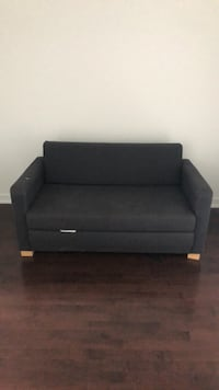 Navy fabric 2-seat sofa Toronto, M5J