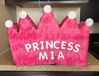 Personalized piñata Kendall Park
