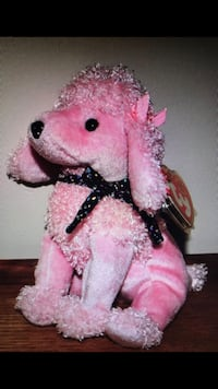 TY Brigitte the Poodle New Milford