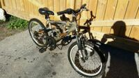 "Mongoose BMX 20"" mountain bike Cambridge"