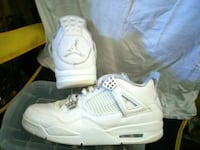 White . slever Air Jordan size 11 half Indianapolis, 46201
