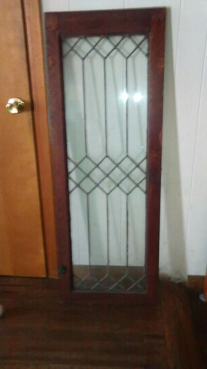 used antique early 1900 wood glass cabinet door for sale in rh us letgo com Discount Cabinet Doors for Sale Glass Cabinet Doors for Sale