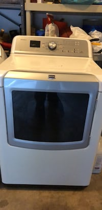 white and gray Maytag washer Brookeville, 20833