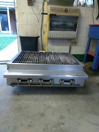 stainless steel outdoor gas grill Duquesne, 15110