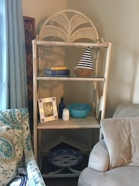 Bamboo 3-piece tables and etagere Austin, 78739