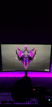 Samsung QLED Curved Gaming Monitor Sachse, 75048