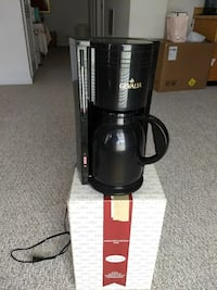 black Gevalia coffeemaker Germantown, 20876