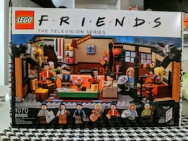Lego Friends Central Perk [#21319]