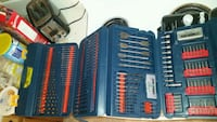 blue and black Craftsman tool chest Red Deer, T4N 6S4