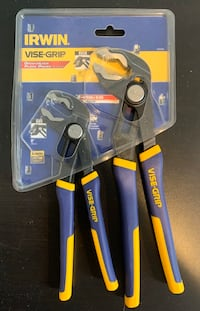 IRWIN Quick Adjusting GrooveLock VISE-GRIP 2 pack Groove Joint Plier Bowie, 20721