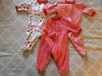 Various baby girl clothes Brossard, J4W 2T5
