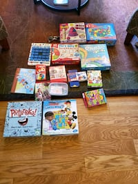 Tons of kids items some brand new Virginia Beach, 23455