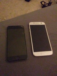 Iphone 6 for parts. Samsung Galaxy 7 for parts. Edmonton, T5T 0G9