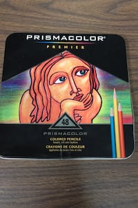 Prismacolor Premier Soft Core Assorted Colors, Pack of 48 Nashville, 37217
