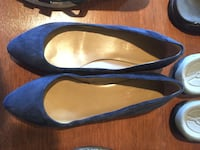 pair of purple pointed flats Rolla, 65401