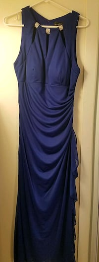 Blue royal evening dress Ottawa, K1K 4E5