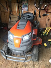 Riding mower/tractor