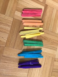 Popsicle sticks for crafting  Newmarket, L3X 2P3