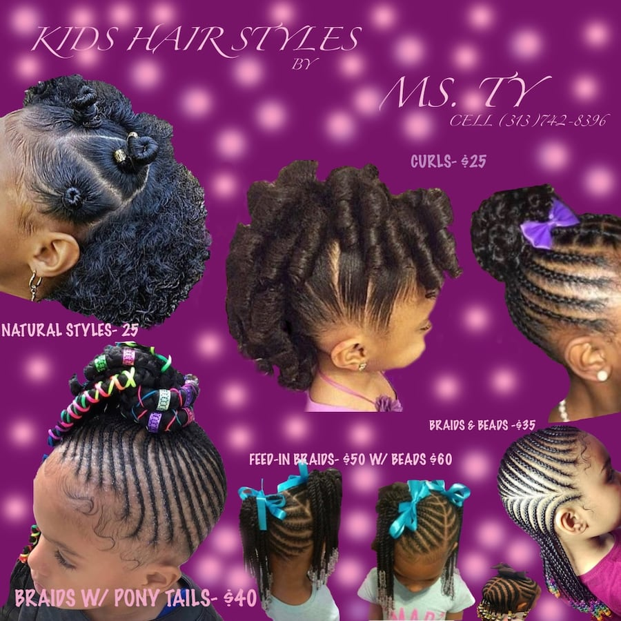Kids Hair Stylist