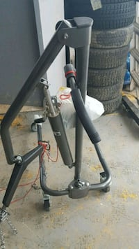 black and gray elliptical trainer Whitby, L1P 1B7