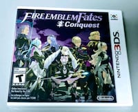 Fire Emblem Fates: conquest (brand new) 3DS Vaughan, L4L 7Y8
