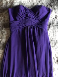 Purple Fancy Dress Size Medium (8 / 32-34 B) Toronto, M8Y 3L7