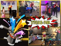 Magic Show For Kids Parties Chicago, 60639