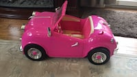 Pink American girl my life doll car Coram, 11727