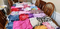 Large lot of 3t-4t girls clothes  Maryland Heights, 63043