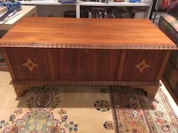Cedar Chest (Honderich Red Seal)
