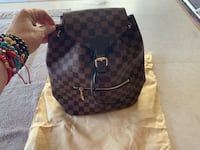 Beautiful real leather small backpack  Hamilton, L8W 3H2