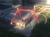 red and black road bike Chevy Chase, 20815