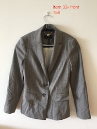 Coat - Le chateau - worn only once Montreal