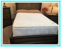 Therapedic Backsense Queen Pillow Top Burtonsville