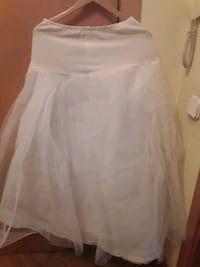 Can can de novia en talla 46-48 Madrid, 28032
