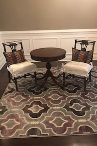 Side Table 2 chairs Methuen, 01844