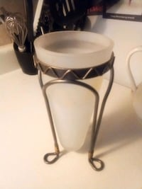 """9"""" Tall Candle Holder"""