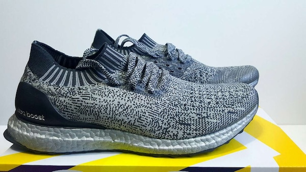 2b069a2ae1a62d Used Adidas UltraBOOST Uncaged Silver Pack for sale in Des Moines ...